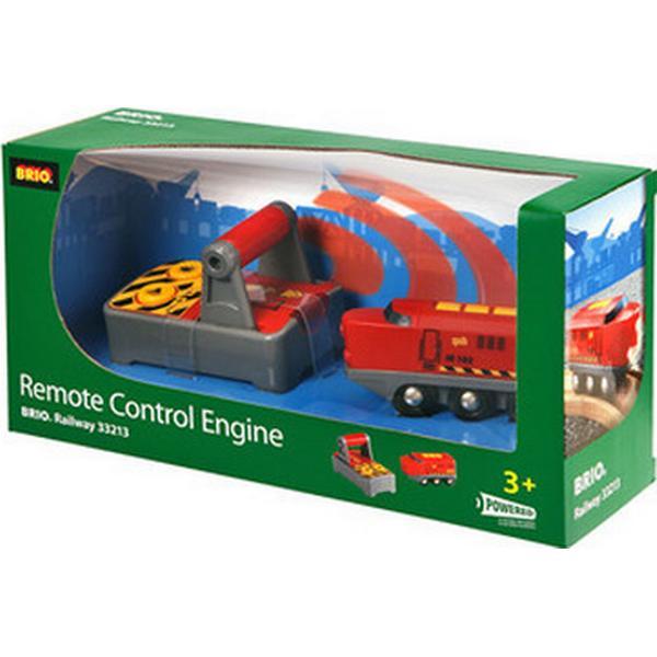 Brio Fjernstyret Lokomotiv 33213