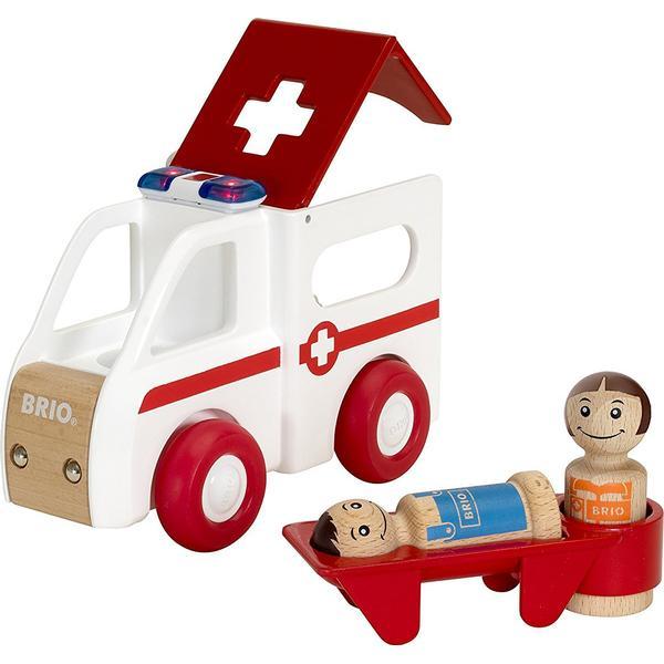 Brio Light & Sound Ambulance 30381