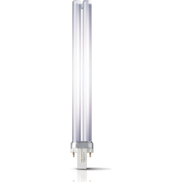 Philips Master PL-S Fluorescent Lamp 11W G23 827
