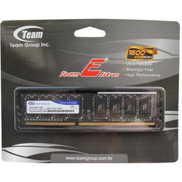 Team Group DDR3 1600MHz 4GB (TED34G1600C1101)