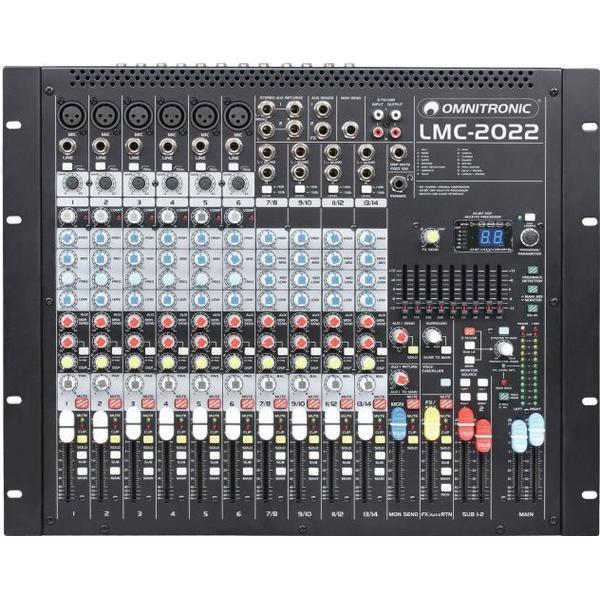LMC-2022FX Omnitronic