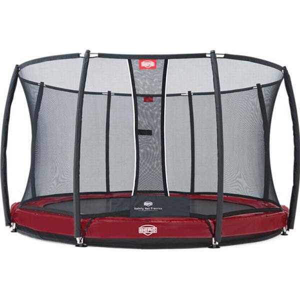 Berg Elite InGround + Safety Net T-series 380cm