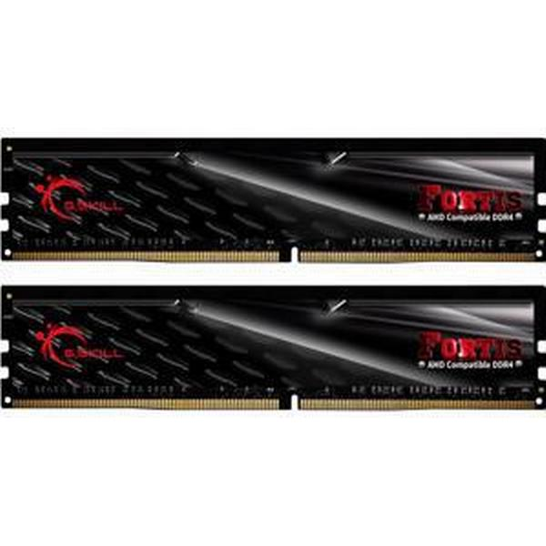 G.Skill Fortis DDR4 2133MHz 2x16GB for AMD (F4-2133C15D-32GFT)