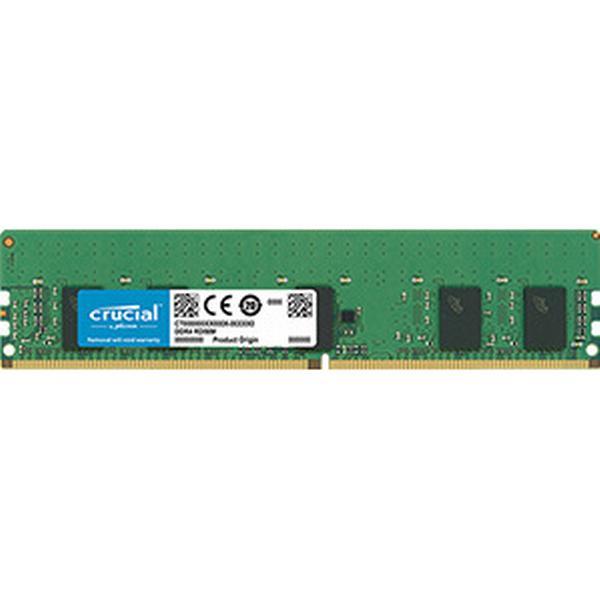 Crucial DDR4 2666MHz 8GB ECC Reg (CT8G4RFS8266)