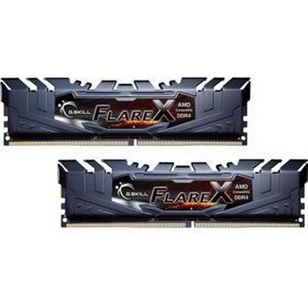 G.Skill Flare X DDR4 2133MHz 2x16GB for AMD (F4-2133C15D-32GFX)