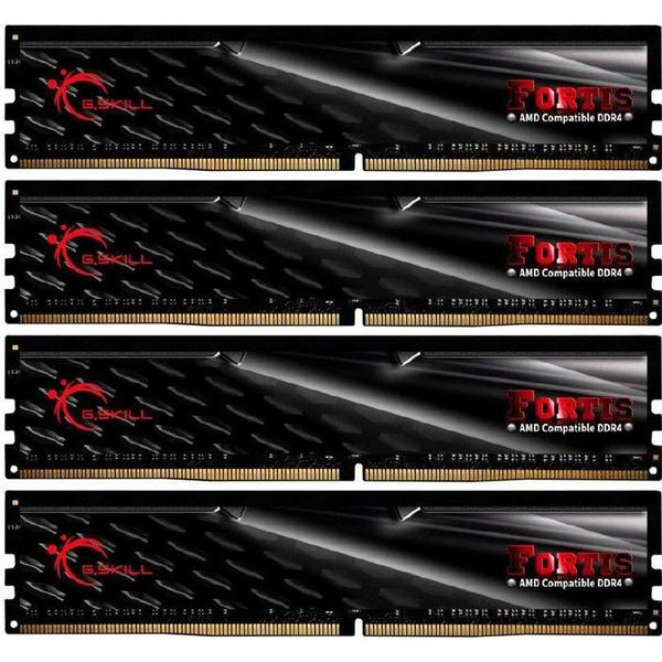 G.Skill Fortis DDR4 2133MHz 4x16GB for AMD (F4-2133C15Q-64GFT)