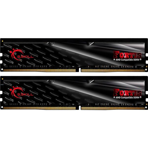 G.Skill Fortis DDR4 2400MHz 2x16GB for AMD (F4-2400C16D-32GFT)