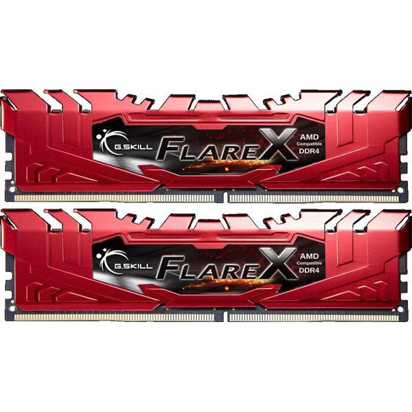 G.Skill Flare X DDR4 2400MHz 2x16GB for AMD (F4-2400C16D-32GFXR)