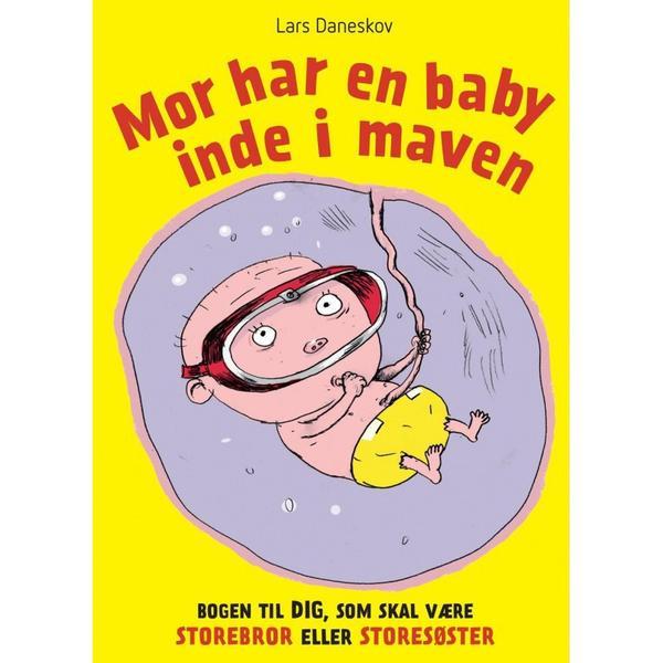 Mor har en baby inde i maven, Hardback