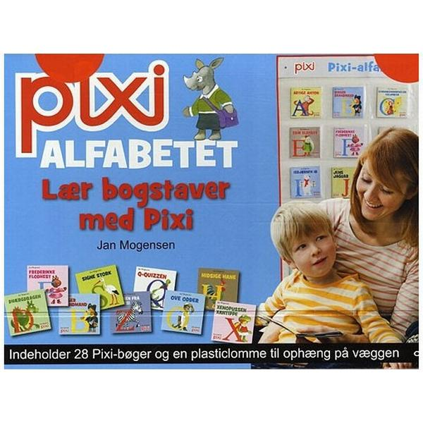 Pixi alfabetet (Häftad, 2011)