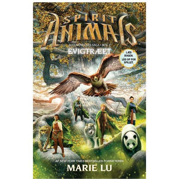 Spirit animals - evigtræet, Paperback