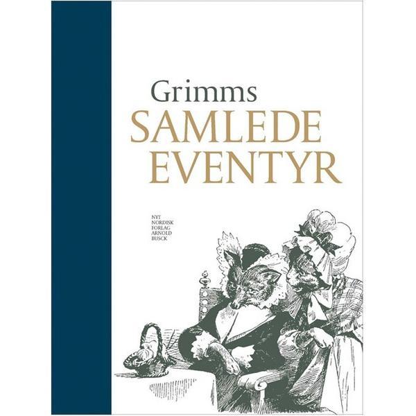 Grimms samlede eventyr, Hardback