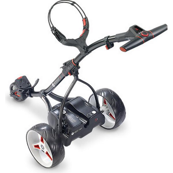 Motocaddy S1 DHC Electric Golf Trolley