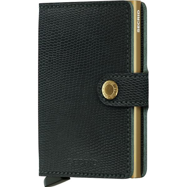 Secrid Mini Wallet - Rango Green-Gold