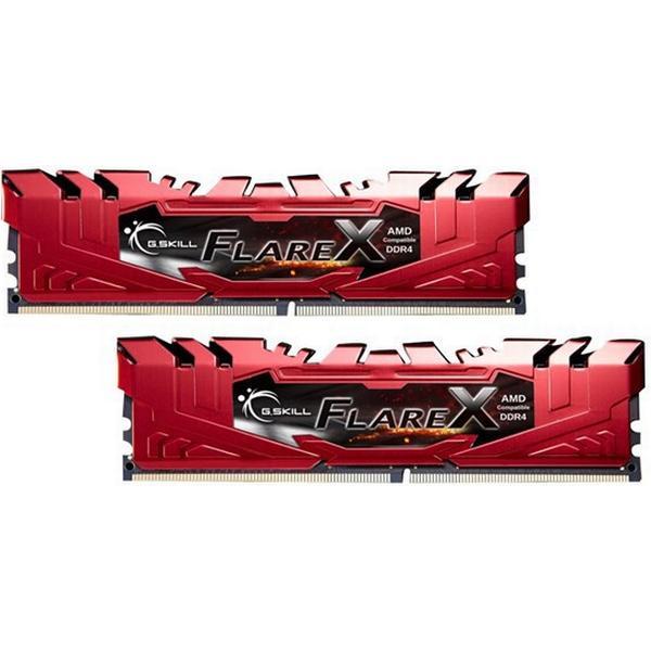 G.Skill Flare X DDR4 2400MHz 2x8GB (F4-2400C15D-16GFXR)