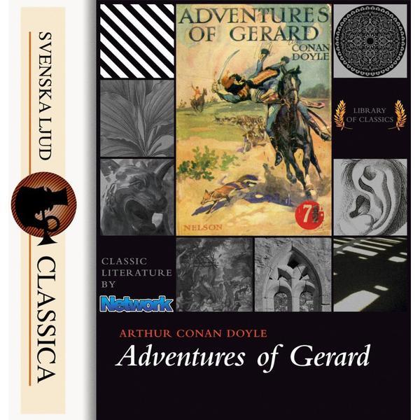 Adventures of Gerard (Ljudbok nedladdning, 2015)