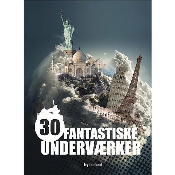 30 fantastiske underværker, Hardback