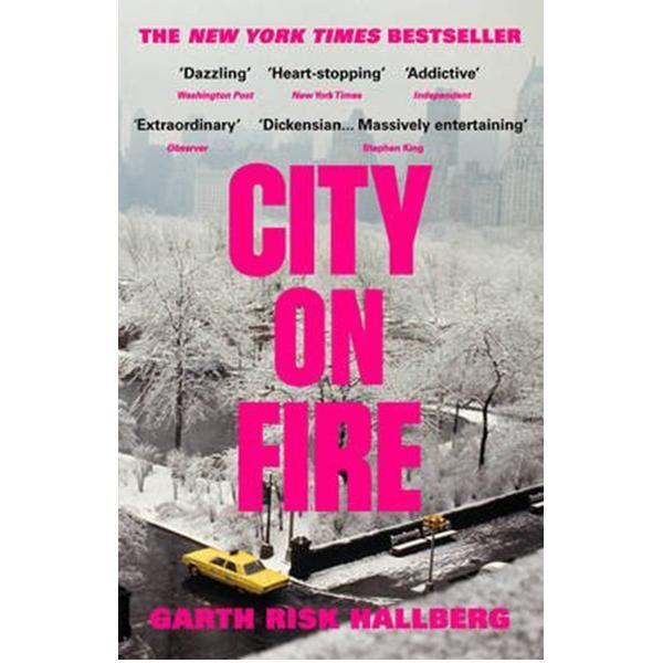City on Fire (Pocket, 2016)