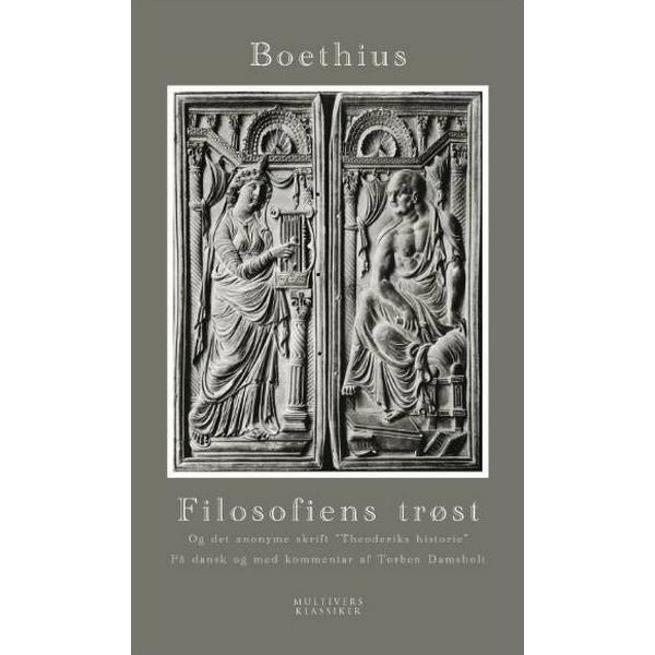 Filosofiens trøst og det anonyme skrift Theoderiks historie, Hæfte