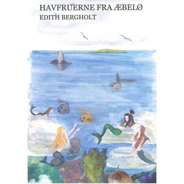 Havfruerne fra Æbelø, Paperback