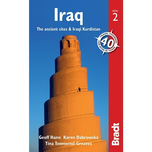 Bradt Country Guide Iraq (Pocket, 2015)