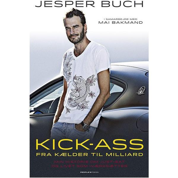 Kick-ass: fra kælder til milliard - min historie om Just-Eat og livet som iværksætter, Hæfte