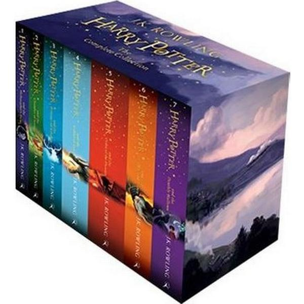 Harry Potter Box Set: The Complete Collection, Paperback