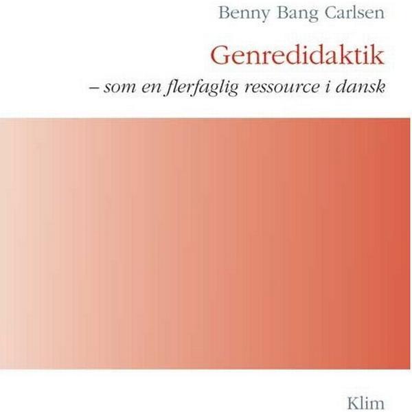 Genredidaktik - som en flerfaglig ressource i dansk, Hæfte