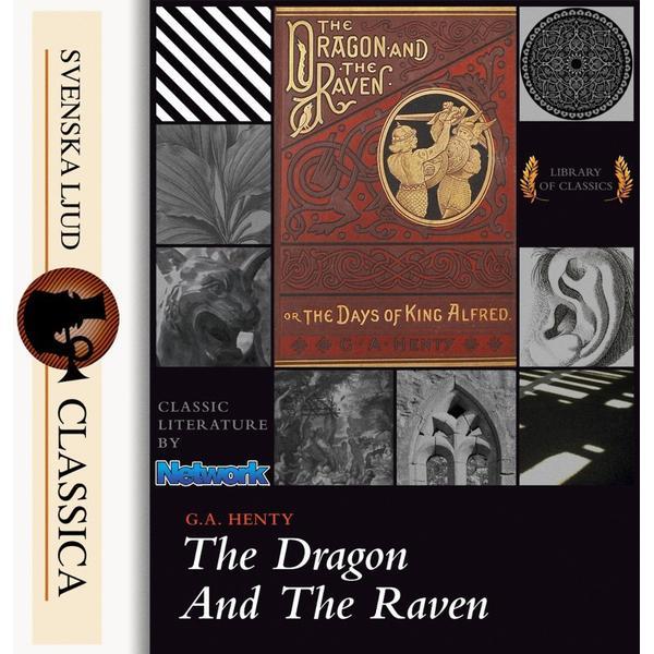 The Dragon and the Raven (Ljudbok nedladdning, 2015)