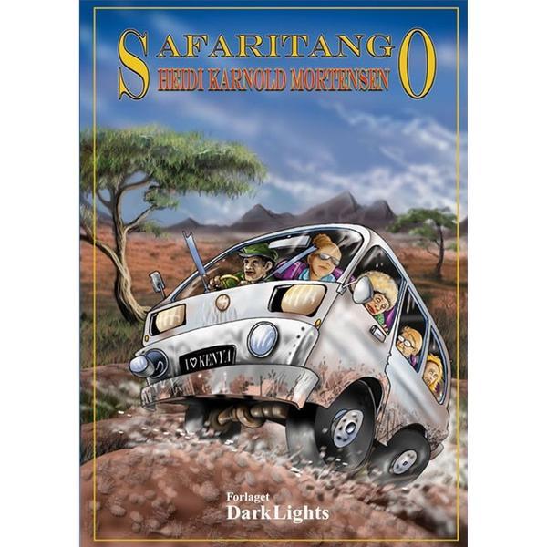 Safaritango: roman, Hæfte