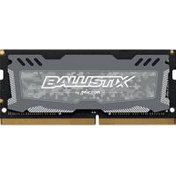 Crucial Ballistix Sport LT DDR4 2666MHz 8GB (BLS8G4S26BFSD)