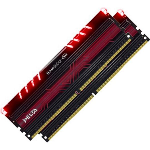Team Group Delta Red DDR4 3000MHz 2x16GB (TDTRD432G3000HC16CDC01)