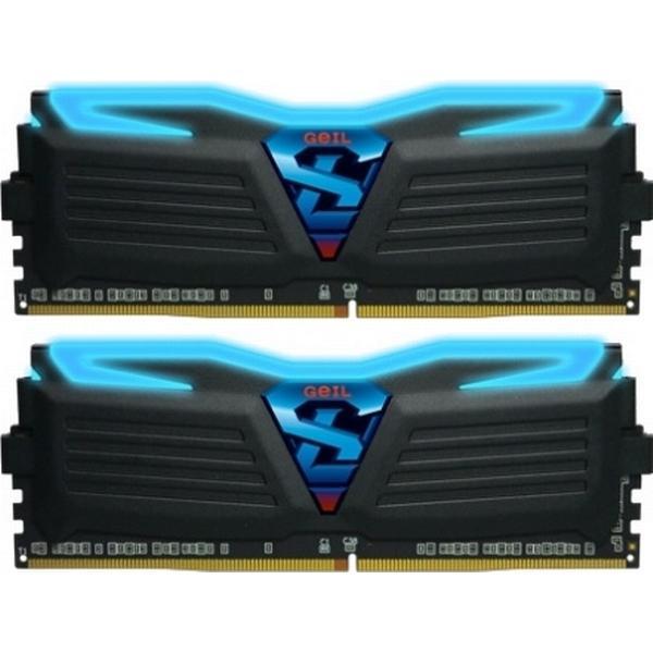Geil Super Luce DDR4 2400MHz 2x8GB (GLB416GB2400C16DC)
