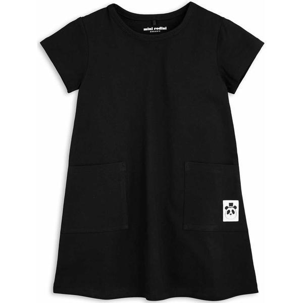 Mini Rodini Basic Dress - Black