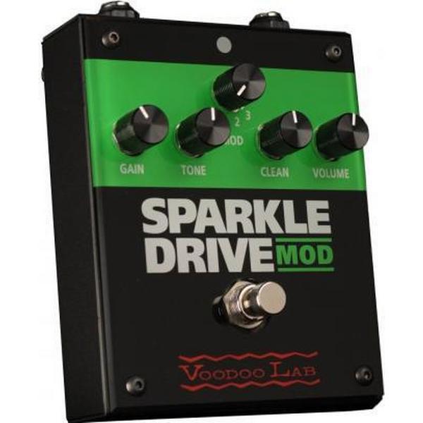 Voodoo Sparkle Drive Mod