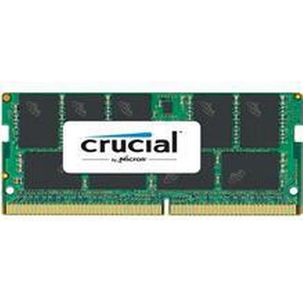Crucial DDR4 2400MHz 4x16GB ECC Reg (CT4K16G4TFD824A)