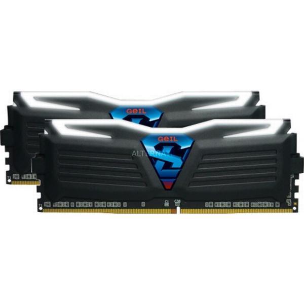 Geil Super Luce White DDR4 2400MHz 2x8GB (GLW416GB2400C16DC)