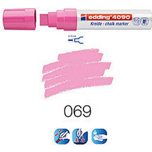 Edding 4090 Chalk Marker 4-15mm Neon Pink