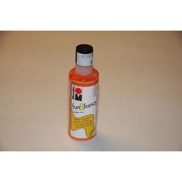 Marabu Fun & Fancy orange Color 80ml (013)