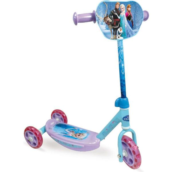 Smoby Frozen 3 Wheels Scooter