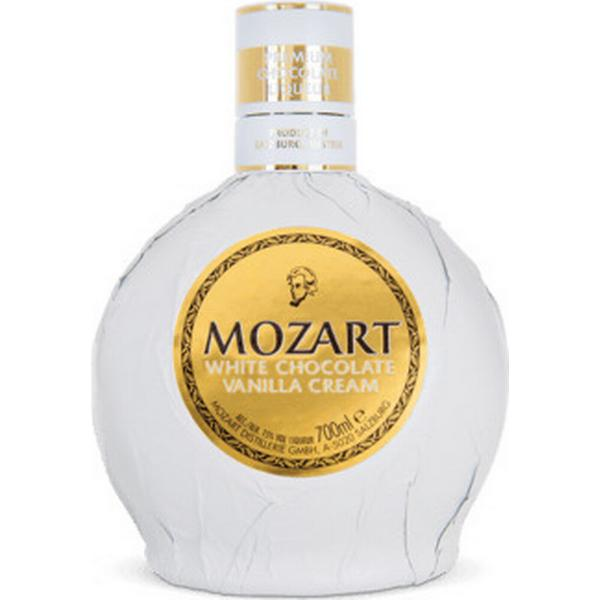 Mozart White Chocolate Cream Liqueur 15% 50 cl