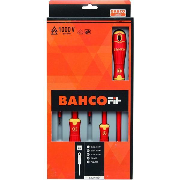 Bahco B220.015 Set 5-delar