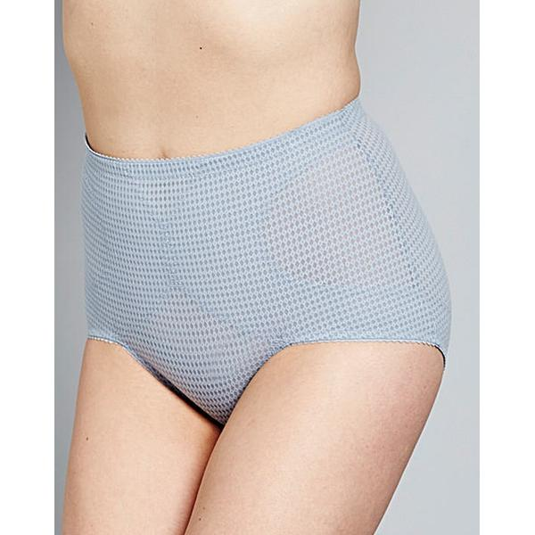 Miss Mary of Sweden Pantee Girdle Blue (4439)