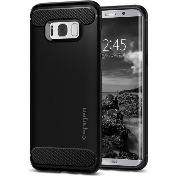Spigen Rugged Armor Case (Galaxy S8 Plus)