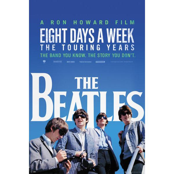 GB Eye The Beatles Movie Maxi 61x91.5cm Plakater