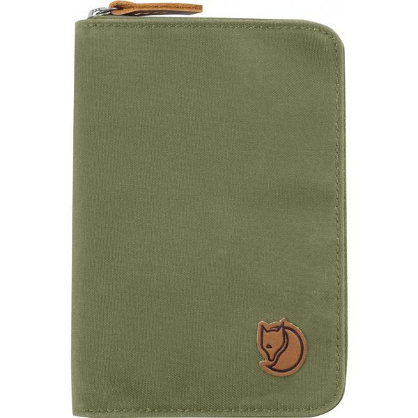 Fjällräven Passport Wallet - Green (F24220)