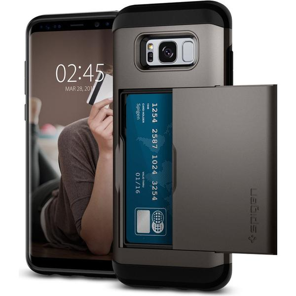 Spigen Slim Armor CS Case (Galaxy S8 Plus)