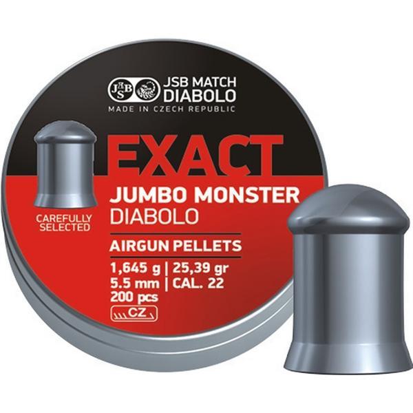 JSB Exact Jumbo Monster 5.52mm 1.645g