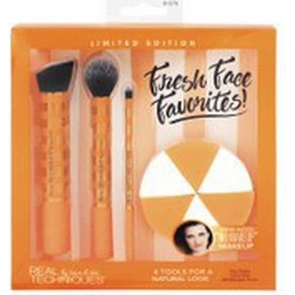 Real Techniques Fresh Face Favourites Brush Set 3-pack