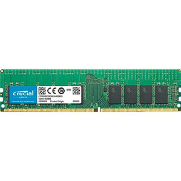 Crucial DDR4 2666MHz 16GB ECC Reg (CT16G4RFD8266)